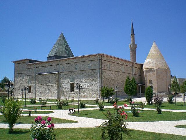 eşrefoğlu camii