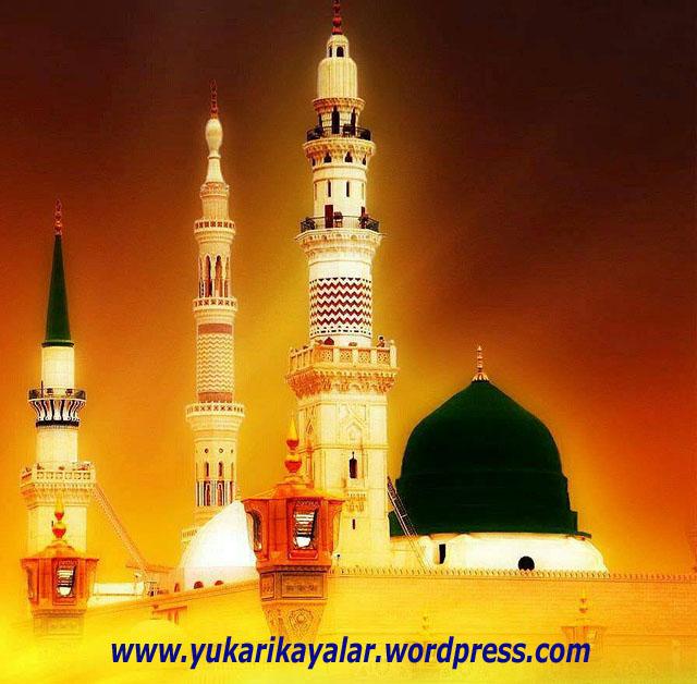 Hz. Muhammed ( s.a.v.)'in Hayat Kronolojisi,mescigi nebevi,