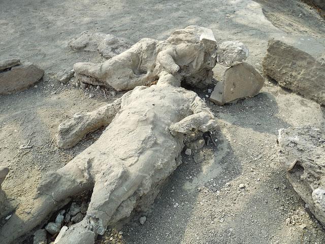 2,Pompei Halkı Lut Kavmi ile Aynı Sona Uğradı