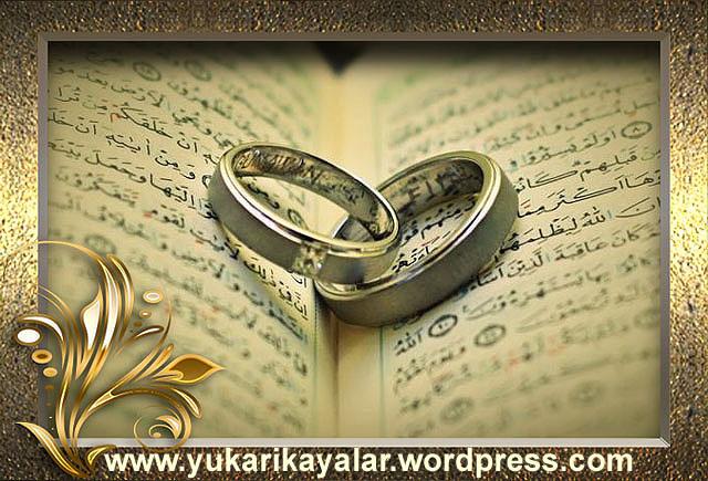 Bir Boşanma Olayı,peygamberimiz bosanma olayinda, cami nikahi,imam nikahi,bosanma,c3aeman-ve-nikc3a2ha-zarar-veren-sc3b6zlerc59ferife-c59fevval-kardelen