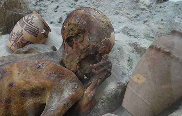 Firavunun Cürümeyen Cesedi,Firavun Cesedi Tüyler Ürpertti Foto Galerisi50124_b.jpg22222