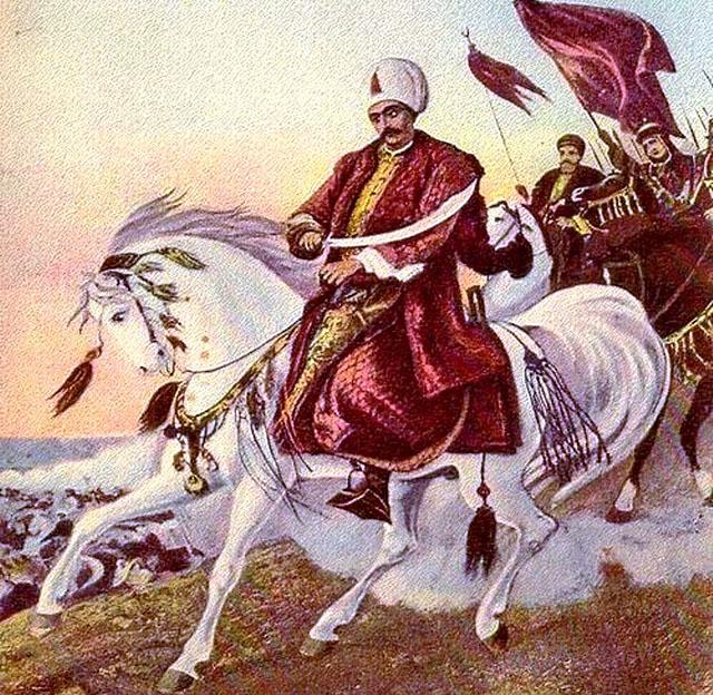 Hadimu'l-Harameyn Es-Serifeyn - Yavuz Sultan Selim