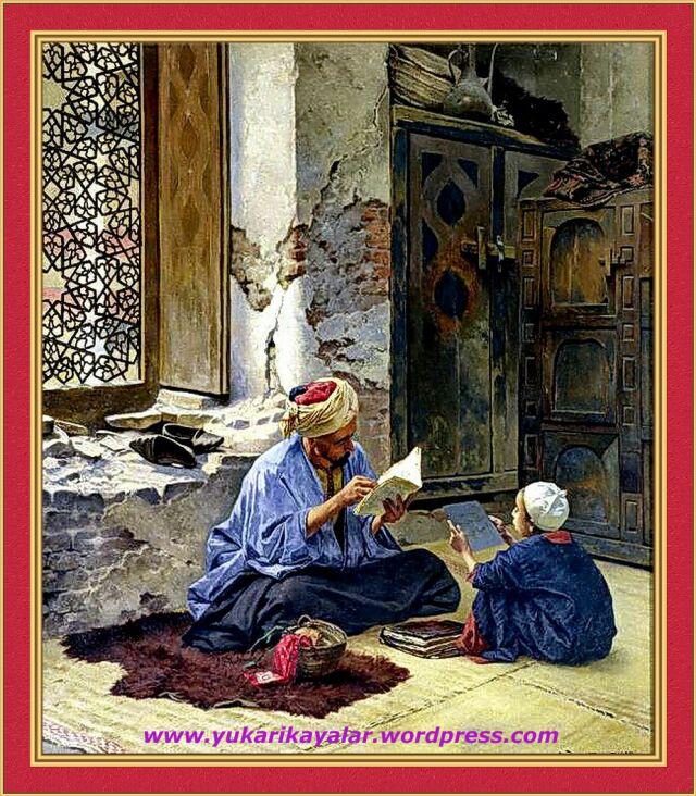 İmam-ı Gazali,Mevlana Celaleddin-i Rumi hz.nin oğluna vasiyeti,Her Müslüman şerîat erbabıdır.
