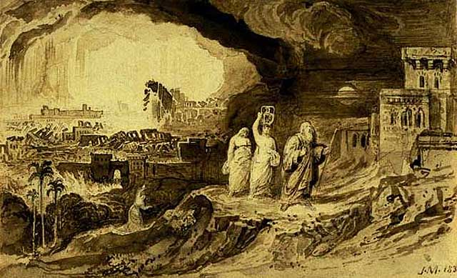 Sodom and Gomorah Pompei Halki Lut Kavmi ile Ayni Sona Ugradi 2