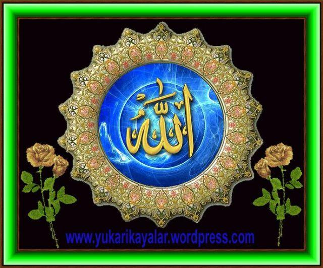 Allah muhammed,