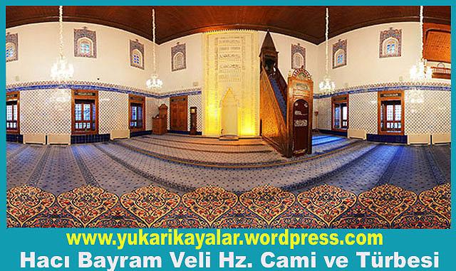 Hacı Bayram-ı Veli,hacc4b1-bayram-veli-hz-cami-ve-tc3bcrbesi