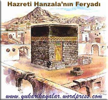 Hazreti Hanzala'nın Feryadı,eski-kabe