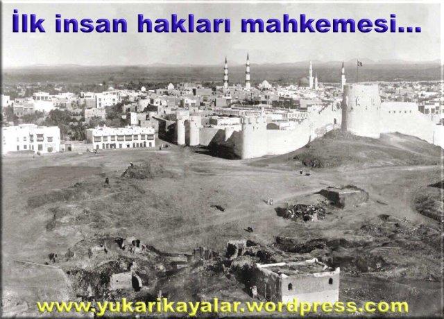 i̇lk insan hakları mahkemesi..old masjid nabvi.