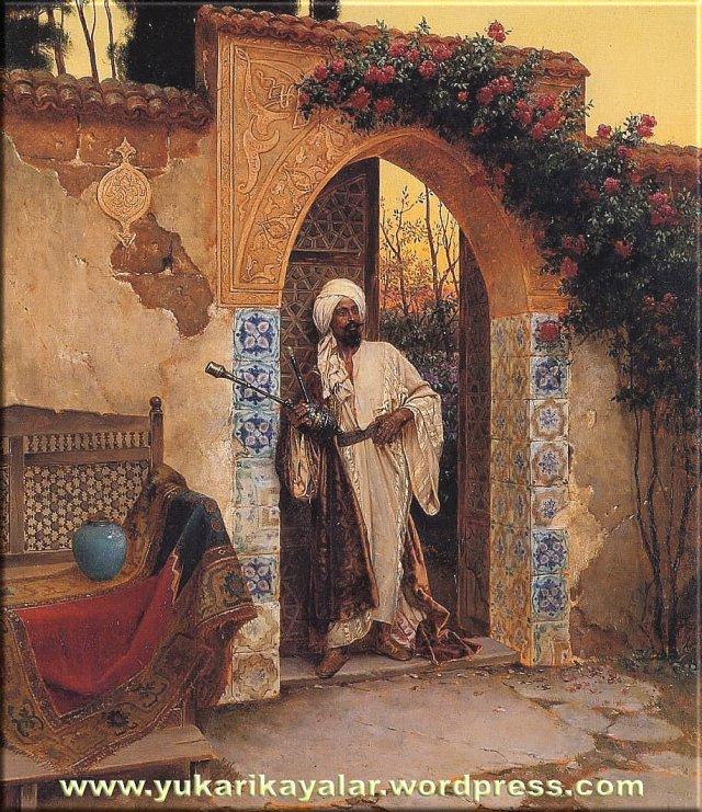 Bişr-i Hafi besmele, Evliyânın büyüklerinden
