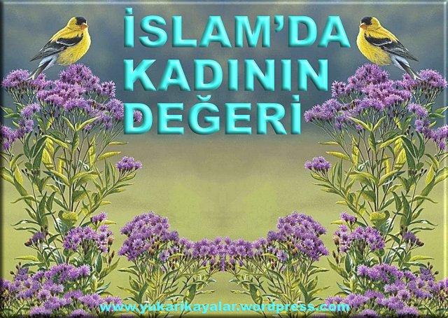 islamda kadın , Kadın hakları