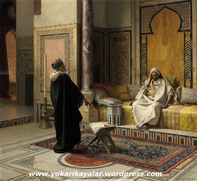 İbretlik Bir Vasiyet,Nasihat ve Öğütler