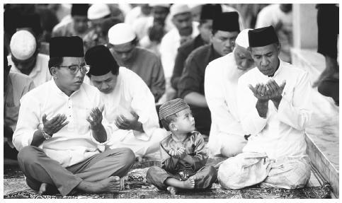 Çocuk, Din Eğitimi Ve Namaz