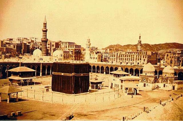 İslamiyetten Önce Arabistan.