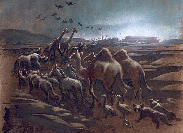 Nuh tufanı,noas-ark