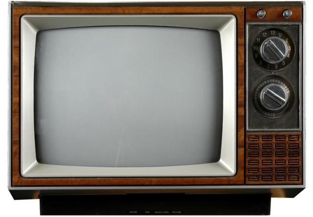 TELEVİZYONNAME,Eski-televizyon