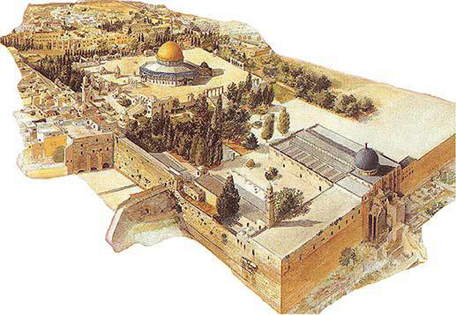İsrail'in Mescidi Aksa'yı Yıkma Planı Ne,al_aqsa_mosque