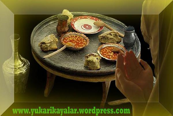 Yemek Yeme Adabı,Yemek Hakkındaki Birtakım Dinî ve Tıbbî Edepler-imam gazali,ihya-i ulumuddin