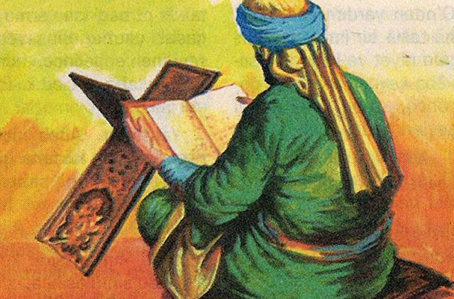 Abdulkadir-i Geylani'nin Vasiyeti,dervis-rahle