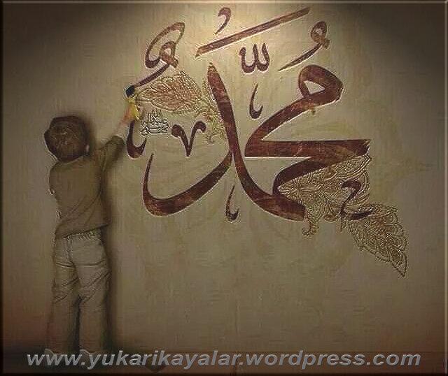 Allah'la kul arasına girilmez,muhammed,, (2)