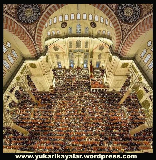 Cemaatle Namazın Fazileti,Hızır olduğunu söylerim!
