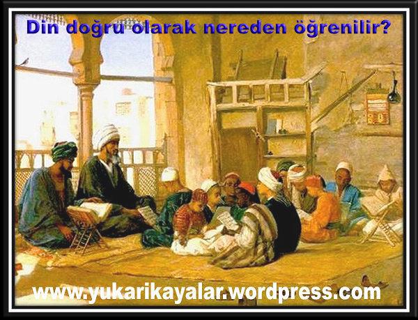 Din doğru olarak nereden öğrenilir?,Yalan Söylemeyen Çocuk - Abdülkâdir Geylâni Hazretleri,Sehl bin Abdullah Tüsteri (k.s.) hazretleri Kimdir