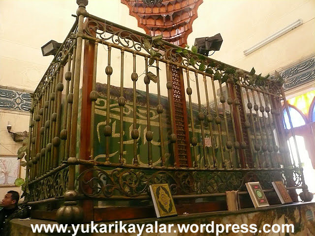 İmam-ı Busirî Kimdir,The Maqam of Imam al-Busiri (q.s.) copy