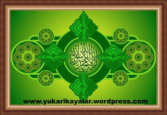 Müslümanı Tekfir Etmek ( Müslümana Kafir Demek ) Küfürdür.,Kelime-i Tevhid - Kelime-i Tevhid hatmi 70 bin Lailaheillallah Muhammeden rasulullah