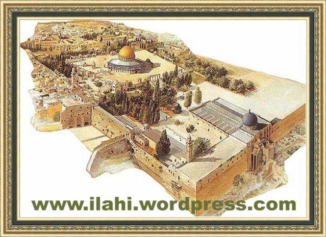 al aqsa , mescid-i aksa, kudus,kubbetussahra,KIBLENİN DEĞİŞMESİ