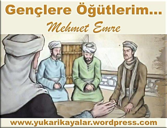Gençlere Öğütlerim...Mehmet emre muftu,hoca,