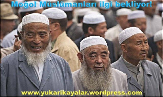 Moğol Müslümanları ilgi bekliyor!