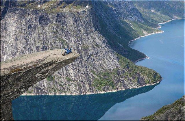 NORWAY-MOUNTAINS-TOURISM