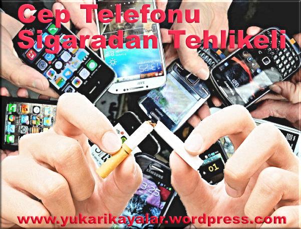 Cep Telefonu Sigaradan Tehlikeli,cep-telefonu-alacaklar-dikkat-yuzde-100-zam-geliyor