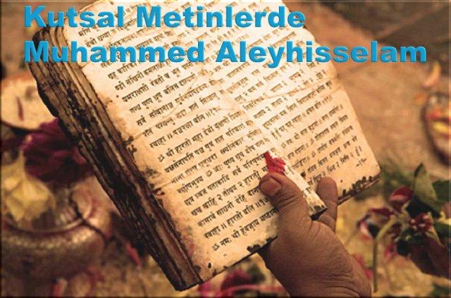 Kutsal Metinlerde Muhammed Aleyhisselam