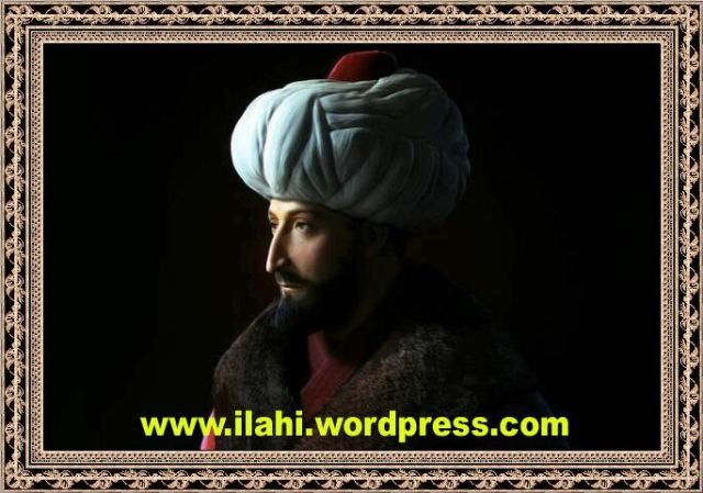 Fatih sultan mehmet hazretleri