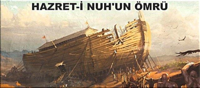 Nuh a.s.HAZRET-İ NUH