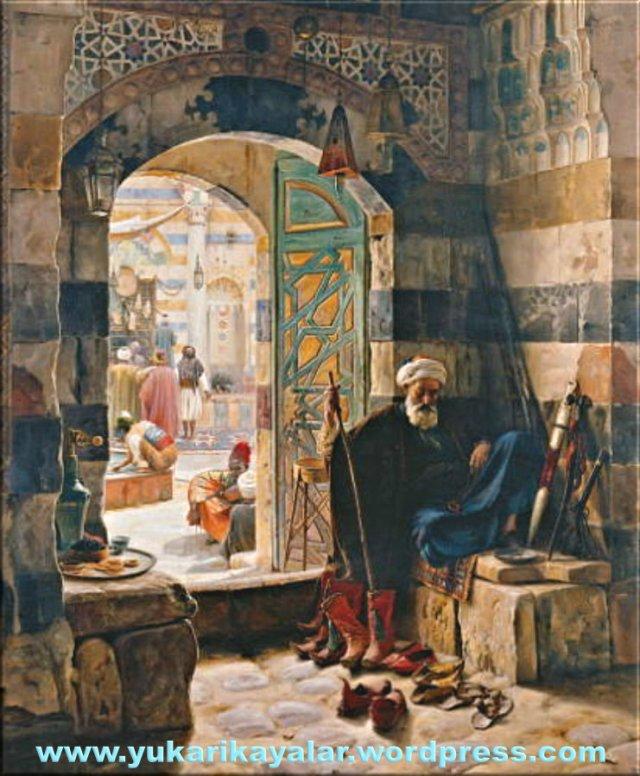 Sultan Abdülmecid zamanında,dini hikayeler.Sünnet Akçesi