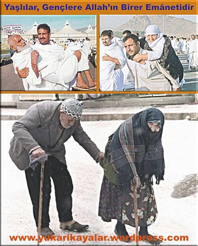 Yaşlılar, Gençlere Allah'ın Birer Emânetidir