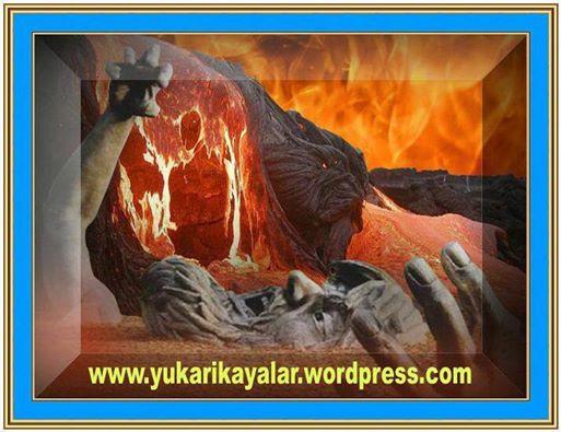 İnsan Cehennem'de niçin ateşle cezalandırılır