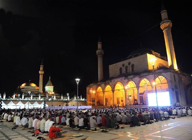 Ramazan ayı ve oruç,teravih-namazc4b1-ve-duc3a2larc4b1