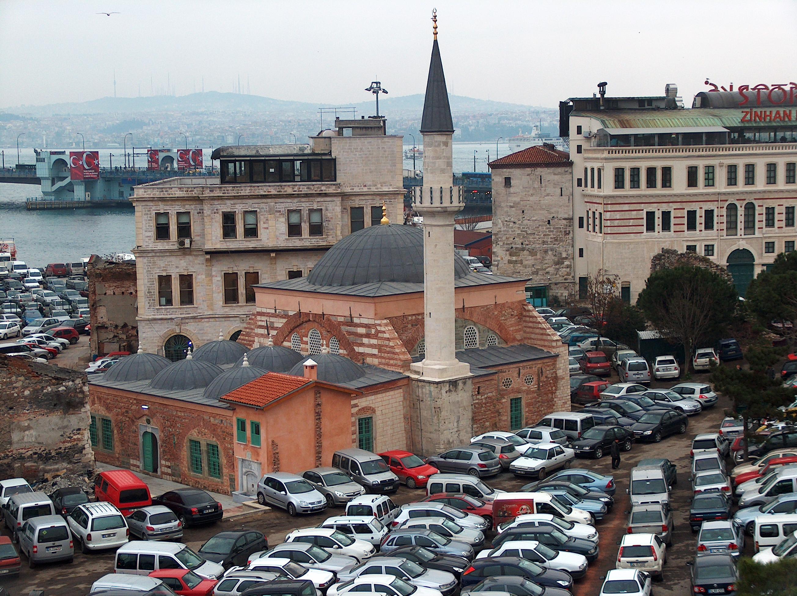 Ahi Çelebi Camii « Göynem – Beyşehir