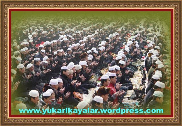 1-Cemaatle Namaz,Varaka bin Nevfel,cin dogu turkistan muslumanlari