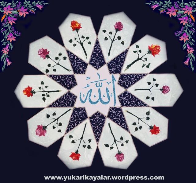 1,Allah,Cenâb-ı Allah, Âdem Aleyhisselâm'ı yarattığında,İman Nedir  . Marifetname – Erzurumlu İbrahim Hakkı Hazretleri
