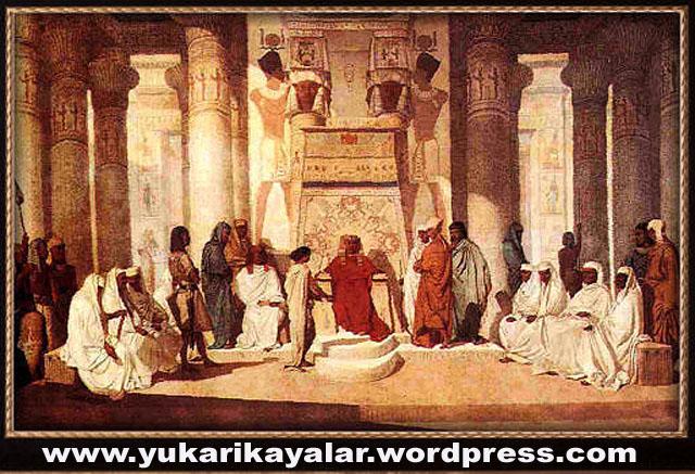 Gerçek Firavun Kimdir -  Firavun'un Başlangıcı.