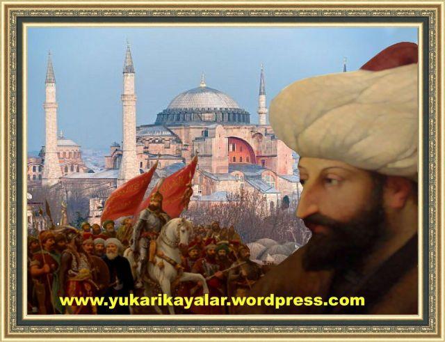 İstanbul'un Fethindeki Mânevî Ordu…,fatih-4