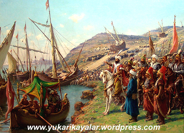 Osmanlı üç kıtaya nasıl hakim oldu,Kusatma_Zonaro copy