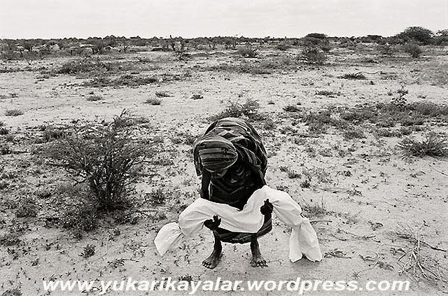 Çocukları Yaşamayan Kadın afrika,