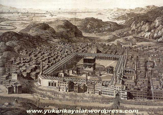 sehirlerin anasi mekke,kabe,Mekke'ye Ümmü'l-Kurâ şehirlerin (ve köylerin) anası Denilmesi.