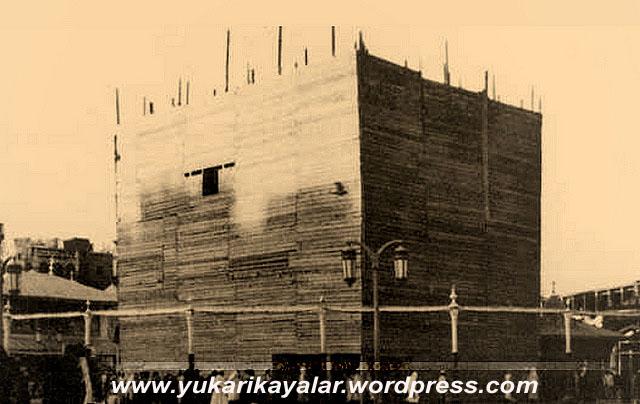 Tufanda Beyt Dördüncü Kat Semâya, Hacer-i Esved`de Ebû Kubeys Dağına Kaldırıldı