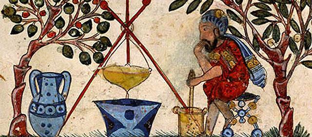 Necaset Ve Şarap İle Tedâvî,Arabic_medicine650x249
