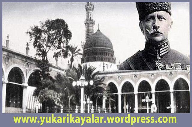 Fahreddin Paşanmedine savunmasi, medine,